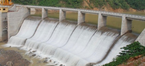 Chinese Companies Build Hydropower Station in Vietnam