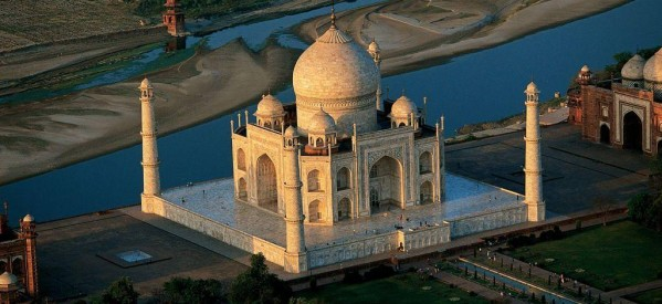 Solar City to Save Taj Mahal