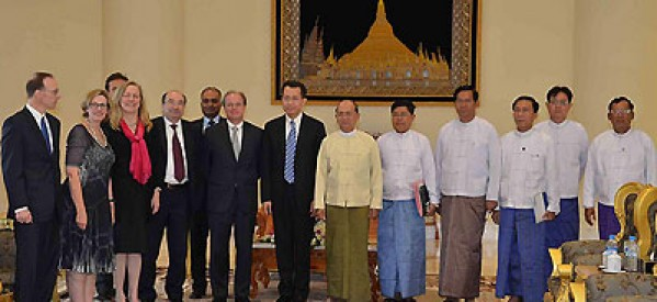 Myanmar to get a 120MW capacity boost from the World Bank