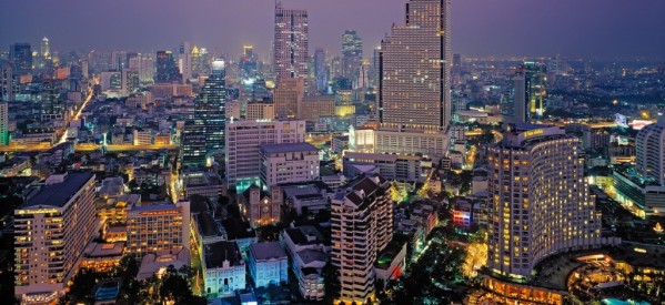Thailand's Smart City Gathers Momentum