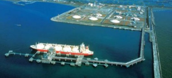 CNOOC to supply LNG to Taiwan
