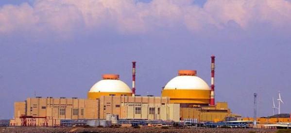 Desalination Unit at Koodankulam Nuclear Power plant (KKNPP) in Tamil Nadu