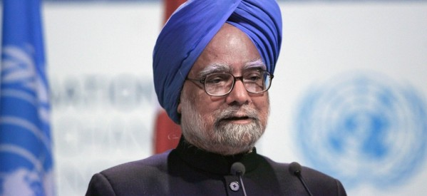 Manmohan Singh and Shinzo Abe in Nuclear Talks