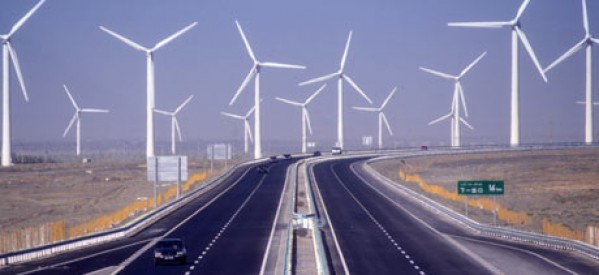 Hytex and Gezhouba to Build 50 MW Wind Farm