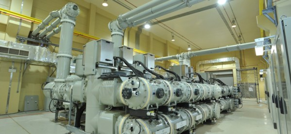 Alstom T&D discuss exciting opportunity in Myanmar grid after successful delivery with PGCIL