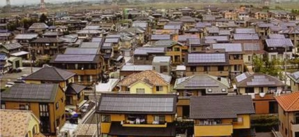Japan Set for the Top of the Solar Market