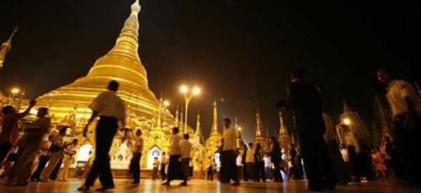Electricity supply cut at Myanmar's manufacturing hubs