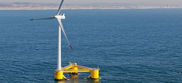 Consortium to Deliver Japan's First Floating Wind Farm