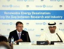 Masdar reveal exciting plans for solar desalination projects in UAE