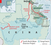 """""""Decisive victory"""" due for utilising the sea off of China's port city of Tianjin"""