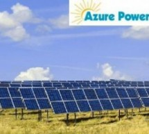 40 MW Solar Power Plant Up and Running for Azure Power India