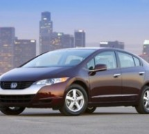 Honda look to intelligent use of fuel cell vehicles