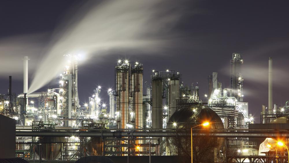 oil refine