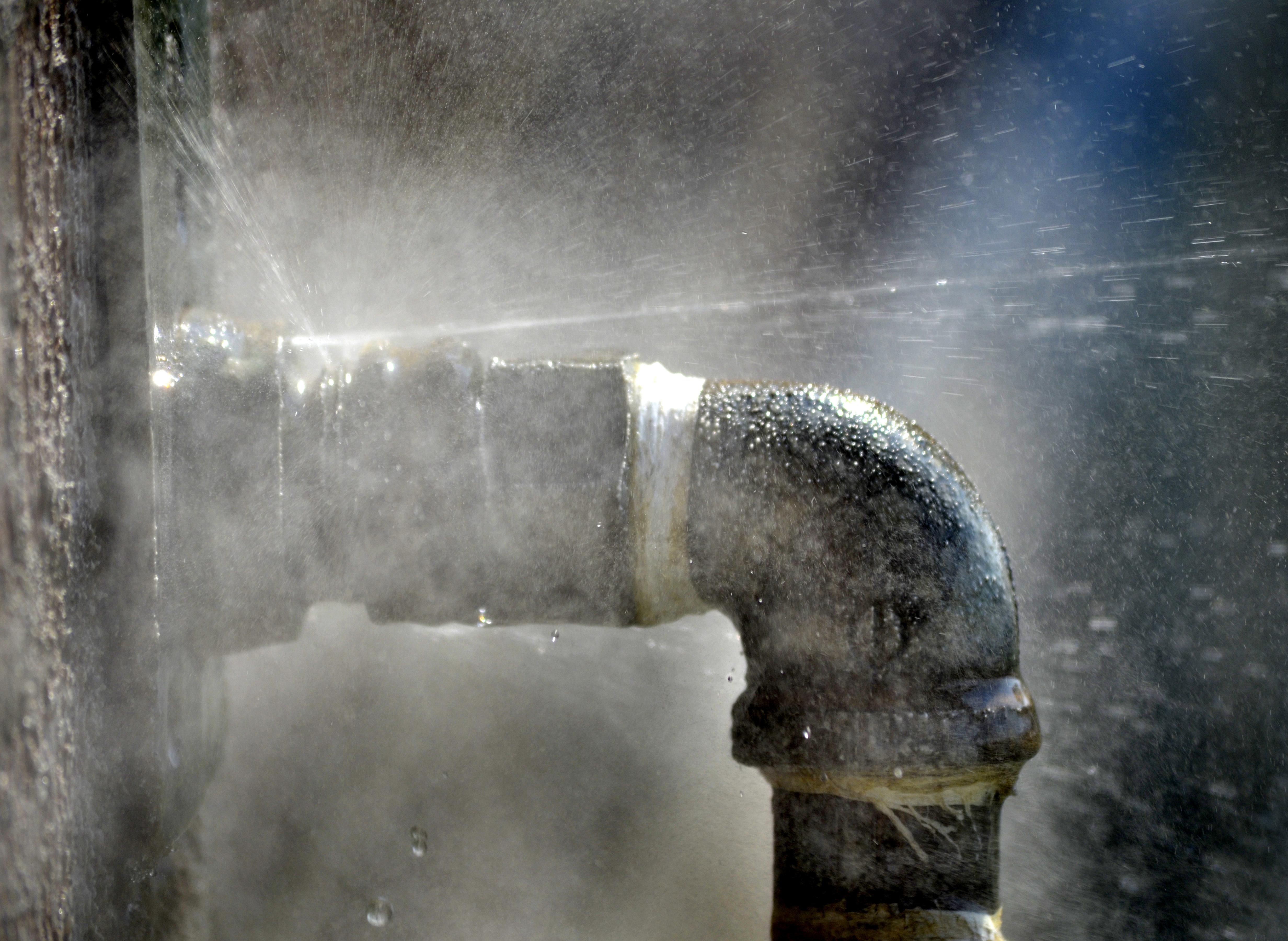 waterleak