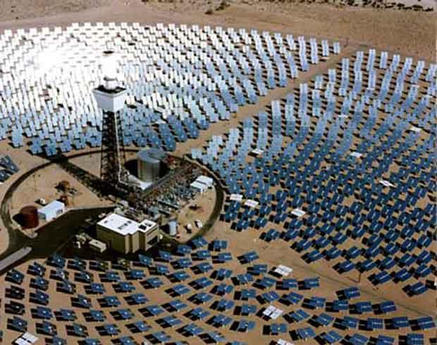 areva solar thermal