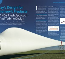 Today's Design for Tomorrow's Products: A2WIND's Fresh Approach