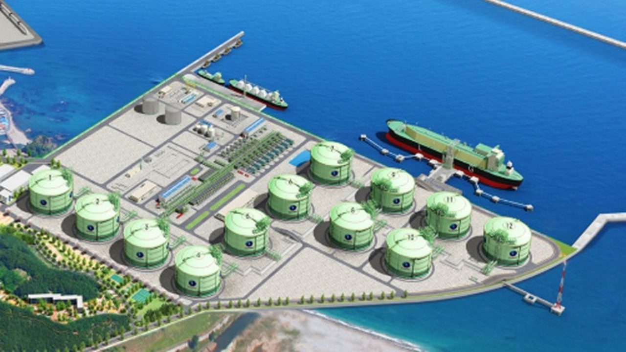 VPower Group's Joint Venture Starts Powering Myanmar with LNG - Pimagazine  Asia